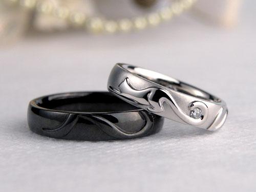 猫の結婚指輪